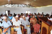 कार्यक्रम मा उपस्थित अथितिज्यू हरु